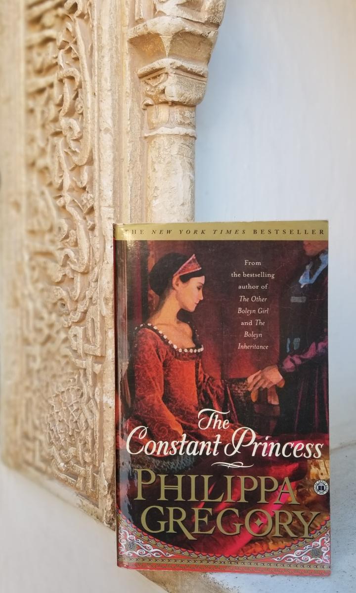 Vamos España 2 of 3: The Princess and the Pomegranate(Granada)
