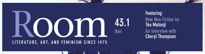 I'm in Room's Hair Issue!